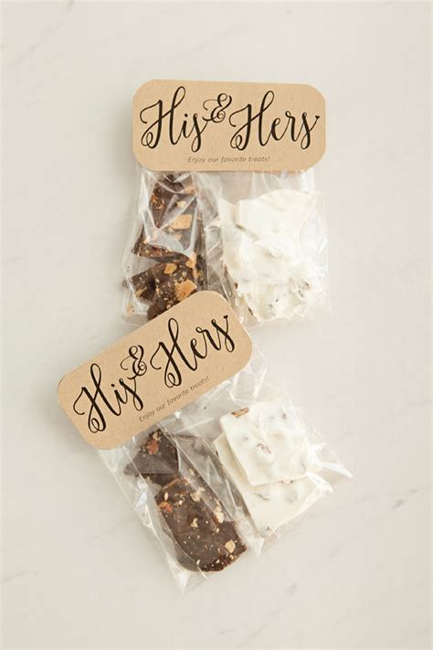 Check Out These Diy His & Hers Chocolate Bark Favors. Catering Your Own Wedding On A Budget. Wedding Double Dvd Case. Wedding Rehearsal Dinner Information. Outdoor Wedding Planning. Wedding Musicians Johannesburg. Wedding Invitation Wording Invite You To. Wedding Stationery Singapore. Wedding Photo Ideas Rainy Day