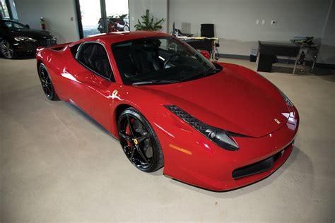Used 458 Italia by Used 2010 458 Italia For Sale 164 900 Marino