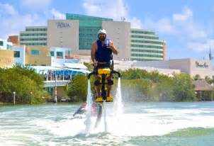 Cancun Water Sports Activities