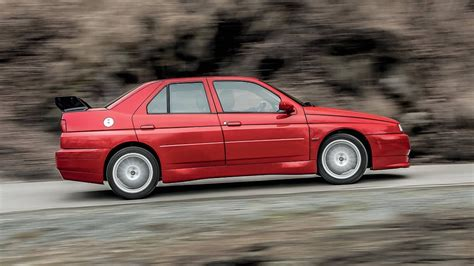Alfa Romeo 155 by Alfa Romeo 155 Gta Stradale The Would Been Assassin