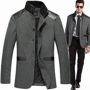 2014-New-Style-Men-Leisure-Suit-Fashion-Jacket-Brand-Coats ...