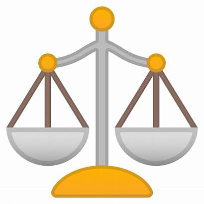 Icon Scales Balance Scale Google Emoji Icons