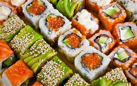 Sushi (65 обоев) » Смотри Красивые Обои, Wallpapers