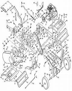 Craftsman Tiller Attachment Parts