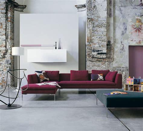 canapé b b italia b b italia charles sofa antonio citterio atomic interiors