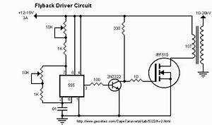 hv With 555 pulse generator circuit further variable high current power supply
