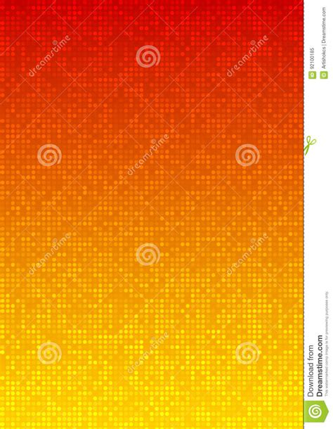 Abstract Colorful Vector Technology Circle Pixel Digital