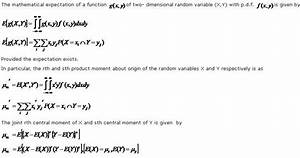 Probability And Statistics Problems  College Homework Help