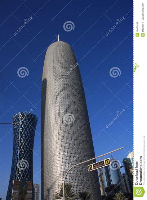 tour de bureau tour de bureau de doha par jean nouvel dans doha le