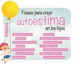 Frases para crear autoestima en los niños Toluna