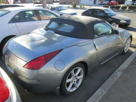 Purchase Used 2005 Nissan 350z Grand Touring Convertible 2