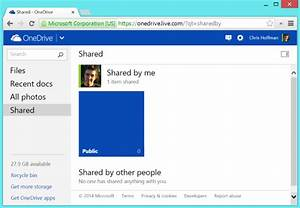 How to share files and folders from your cloud storage folder for Documents shared folder