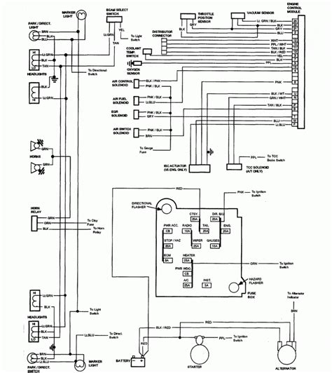 1978 Chevy Turn Signal Wiring Diagram by 78 Chevy Coil Wiring Diagram Wiring Library