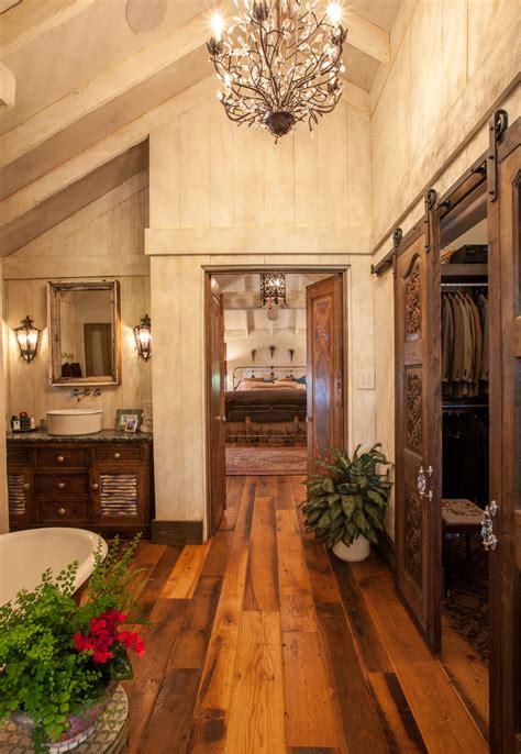 barn doors  closets bathroom rustic  appalachian