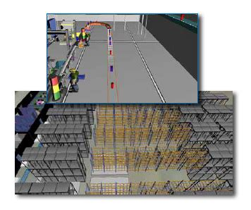 simcad pro process simulation software  manufacturing