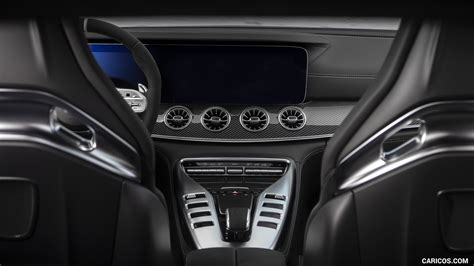 Sensual purity, striking proportions and a voluminous body. 2019 Mercedes-AMG GT 63 S 4-Door Coupe (US-Spec) - Interior | HD Wallpaper #426