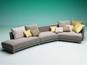 onda modular sofa modele 3d rolf benz With tapis persan avec canapé rolf benz