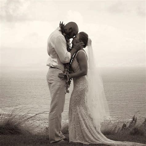 Ronda Rousey?s Backyard Wedding in Hawaii: See More Inside