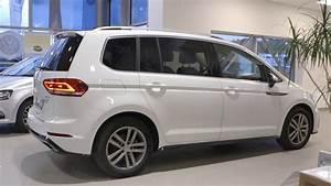 Volkswagen Touran R Line : volkswagen nouveau touran occasion 2 0 tdi 150 scr bmt r line 5 places blanc pur youtube ~ Maxctalentgroup.com Avis de Voitures
