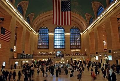 Hall York Inside Central Nyc Grand Station