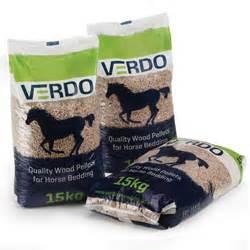 verdo horse bedding horse wood pellet bedding