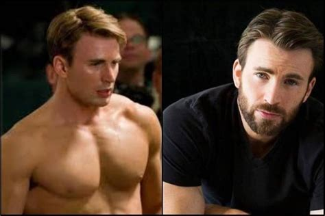 Captain America Star Chris Evans finally reacts to ...
