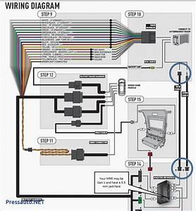 Pioneer Avh P4000dvd Wiring Harness