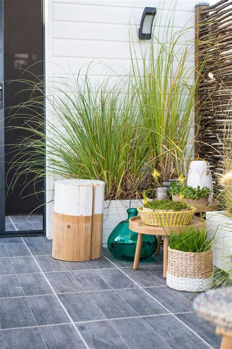 decoration terrasse exterieur