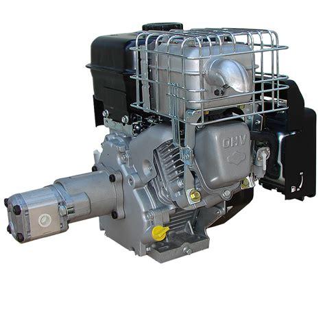 Hydraulikaggregat LSA205CC-B&S Mit 6,5PS Briggs & Stratton ...