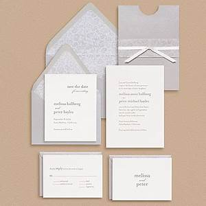 serif type wedding invitations invitation crush With different types of wedding invitation paper