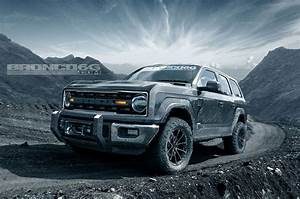 New 2020 Ford Bronco Renderings Let Us Have Our Cake and Eat It Too