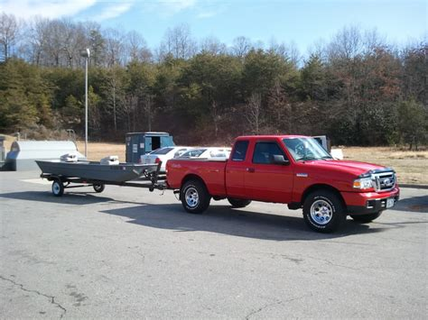 Ranger Bass Boat Trailer Weight by Your Boat Or Ranger Towing A Boat Ranger Forums The