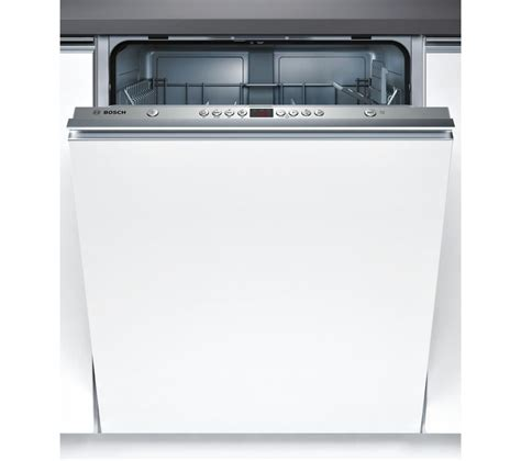 Buy Bosch Smv43l10gb Fullsize Integrated Dishwasher