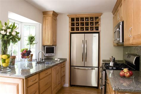 Kitchen Ideas :  Smart Small Kitchen Design Ideas