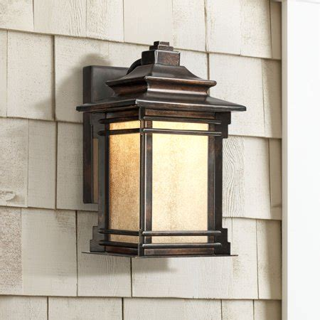 franklin iron works outdoor wall light franklin iron works mission outdoor wall light fixture led