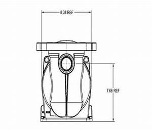 Pentair Superflo Standard Efficiency Pool Pump