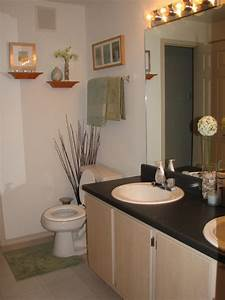 apartment bathroom decorating ideas on a budget With decorate a small bathroom on a budget