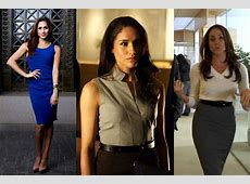 "Fashion Inspiration The Women of ""Suits"" The"