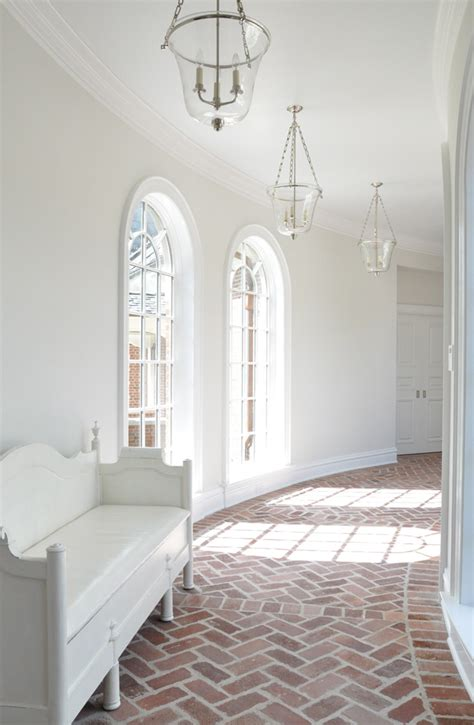 white brick floor andrew barnes lifestyle history of herringbone
