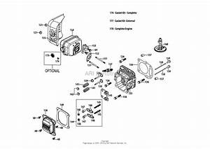 Troy Bilt 5x65ru Engine Parts Diagram For 5x65ru Cylinder Head