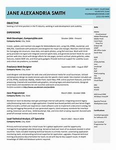 creative it resume examples 2017 resume examples 2018 With it resume