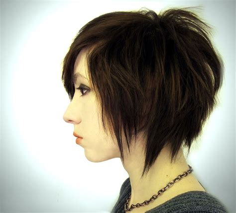39 best edgy bobs images on pinterest hair cut