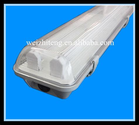 oem ip65 outdoor waterproof fluorescent light fixture