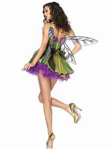 Adult Woodland Fairy Costume - 83868 - Fancy Dress Ball