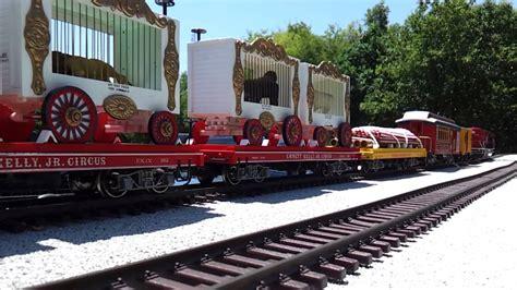 Bachmann G Scale Circus Train