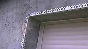 comment poser des baguettes d39angle sur facade avant With baguette angle enduit exterieur