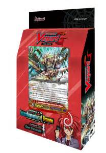 list of cardfight vanguard trial decks cardfight