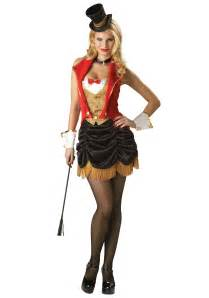 themed serving tray womens ring master costume