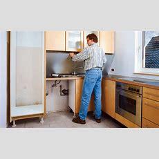 Küche Möbel Selber Bauen  Küche Renovieren Selbstde