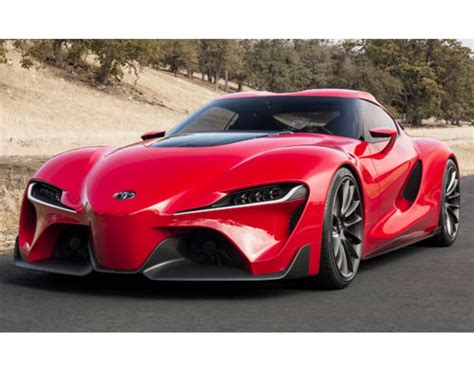 Toyota Supra 2018 Release Date, Engine Specs, Interior